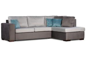 Corner Sofa with Sleeper Function K-12