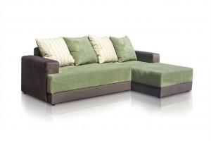 Corner Sofa with Sleeper Function K-69
